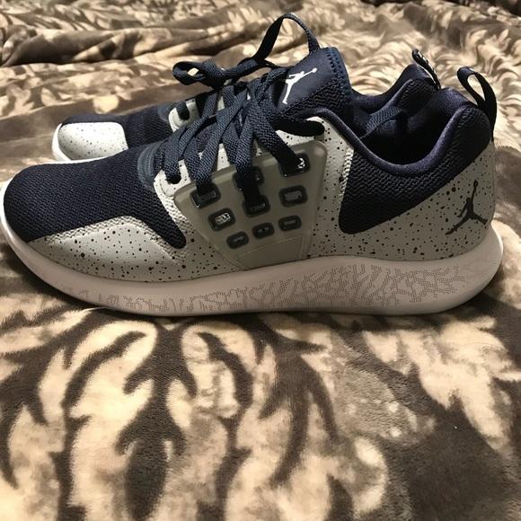 7de79ddb320a Nike Jordan Lunar Grind Re2pect Derek Jeter shoes.  M 5aebc45750687c4e823c8cca